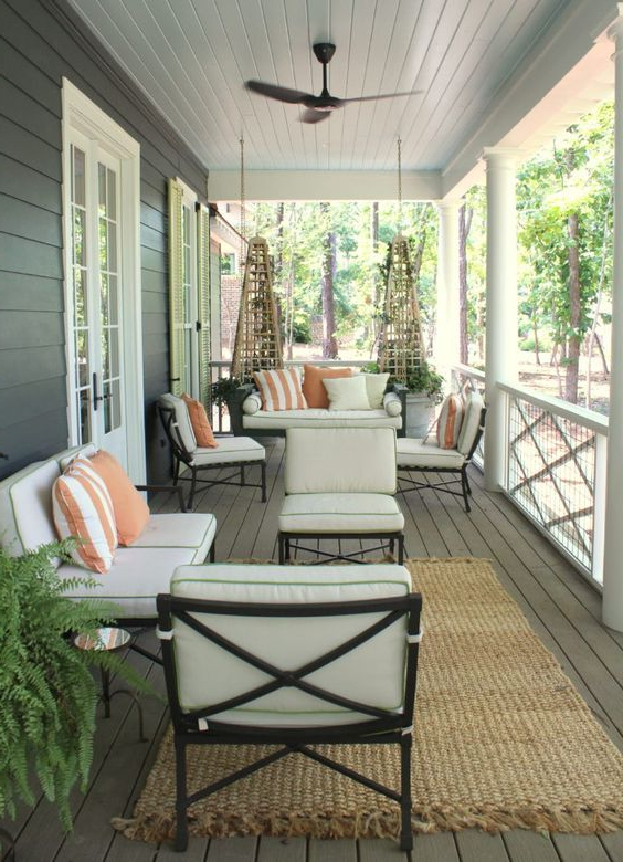 The 25 Best Front Porch Seating Ideas On Pinterest