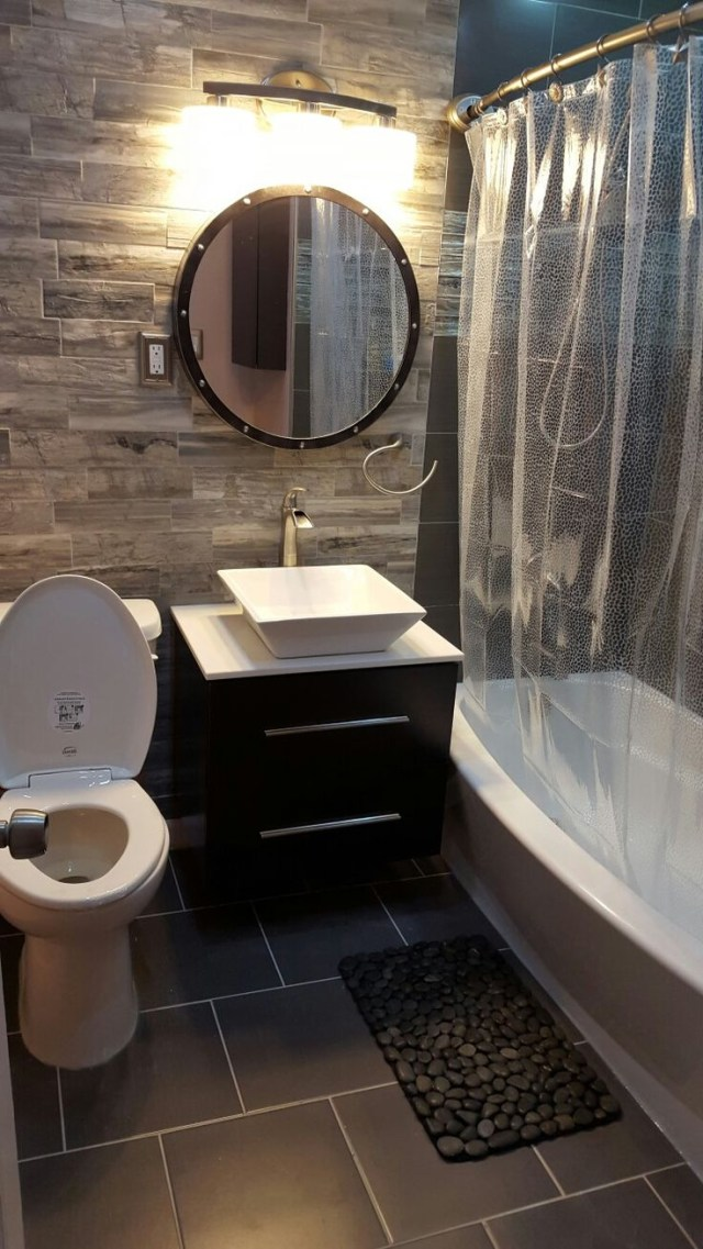 The 25 Best Small Bathroom Makeovers Ideas On Pinterest