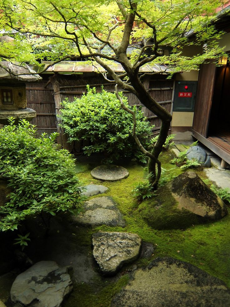 The 25 Best Small Japanese Garden Ideas On Pinterest