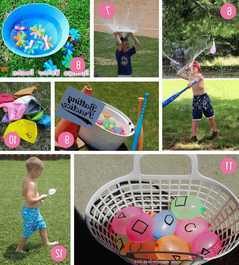 The Best Outdoor Water Activities To Keep Your Kids Cool