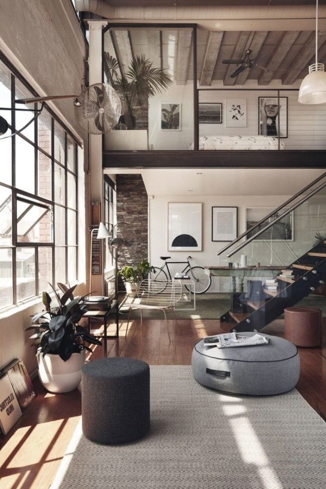 The Industrial Interior Design What You Should Know About