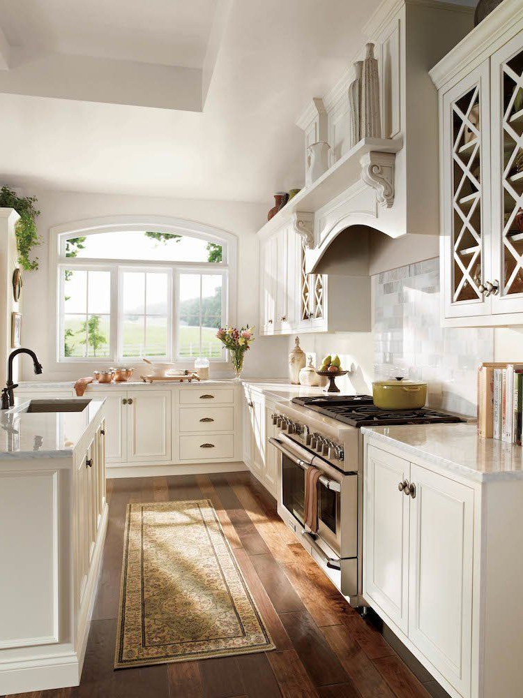The Most Popular Paint Colors In America Country Kitchen ...
