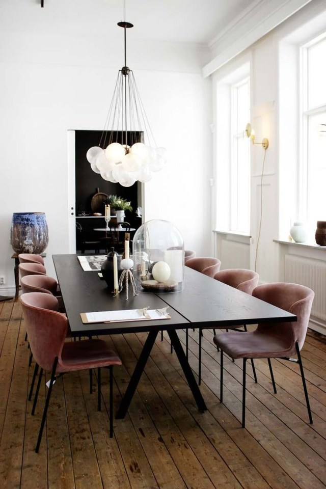 The Most Stylish Dining Room Chairs That You Need In Your