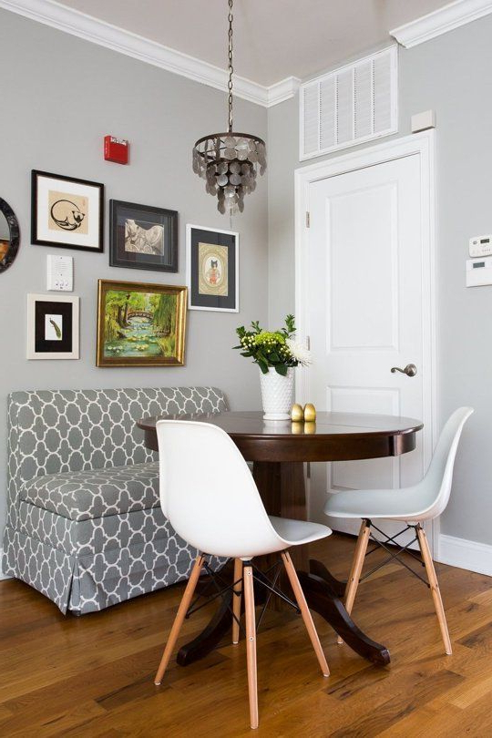 The Pro Designer Trick That Makes Homes Feel Cozy Cohesive Dining Room Table Decor Dining