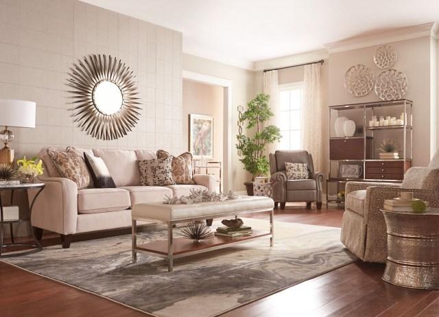 The Talbot Sofa La Z Boy Living Room Decor Modern