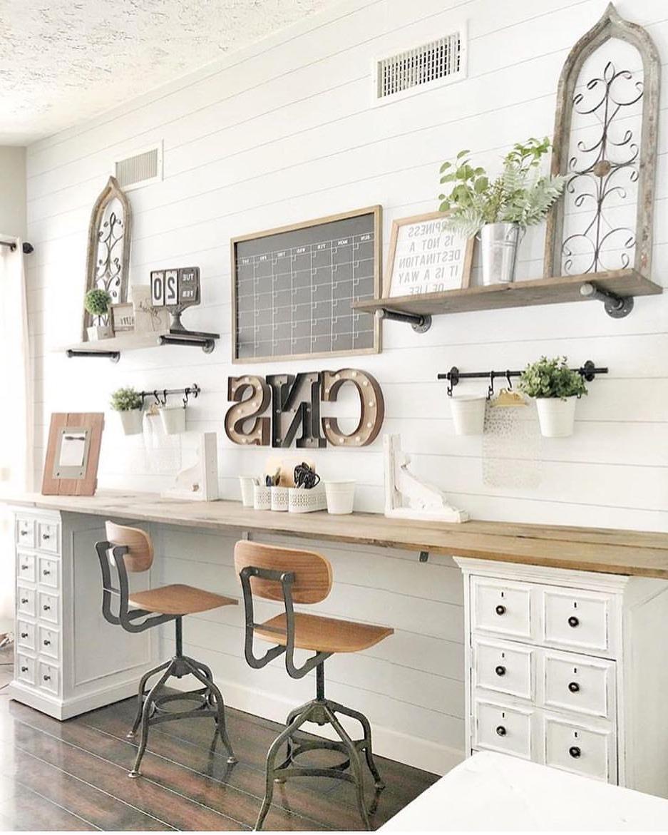 This Gorgeous Loft Office Space Cnsdesignsanddecor Has