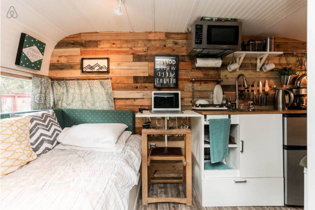 This Retro Rustic Camper Just Might Be The Cutest Motel