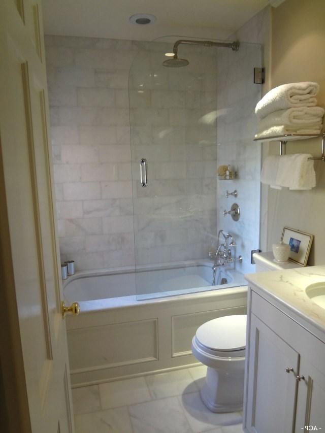 Tiled Shower Larger Tiles Less Grout Less Yuck