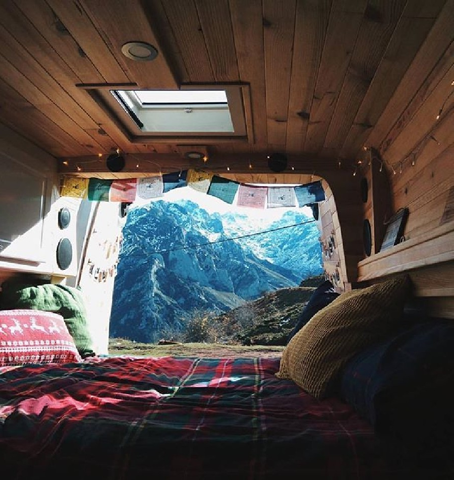 Top Custom Camper Van Models And Designs 35 Photos