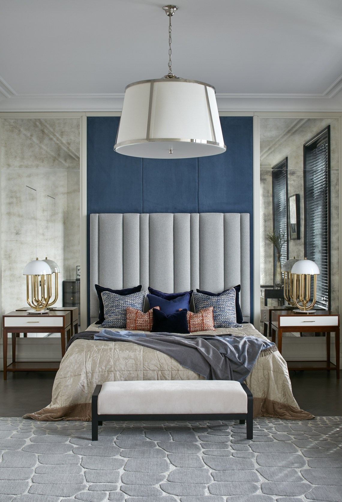 Top Designers Share Their Master Bedroom Interior Design