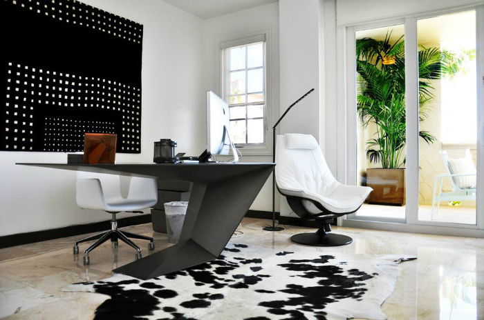 Top Trends In Home Office Design Modern Home Decor