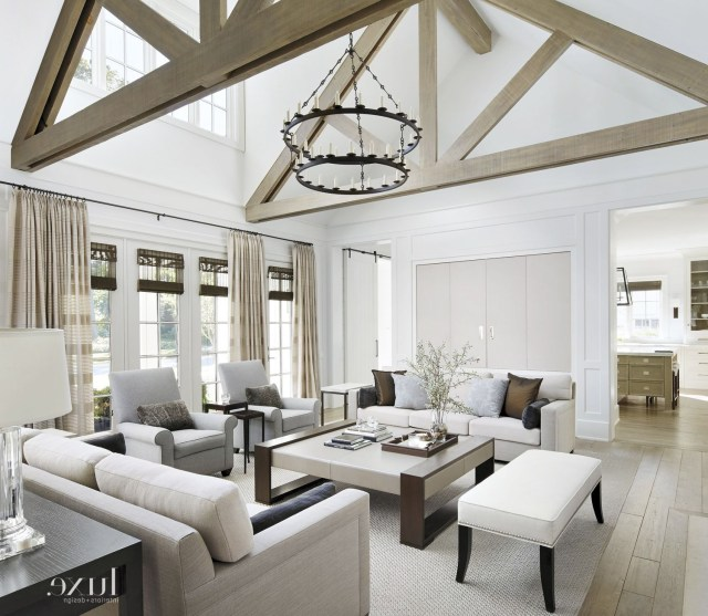 Transitional Hinsdale Abode With Neutral Interior Palette