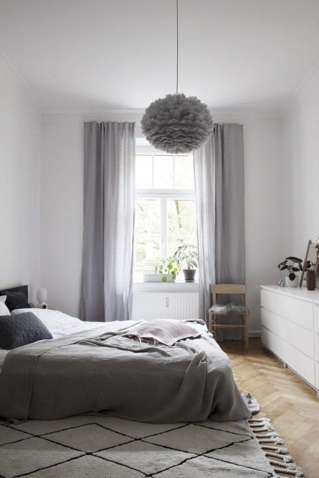 Try A Minimalist Bedroom Design For Less Stress And A Good