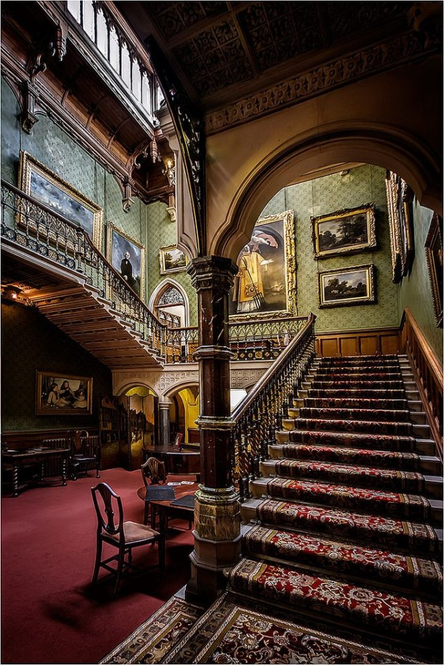 Tyntesfield A Victorian Gothic Revival House In Somerset