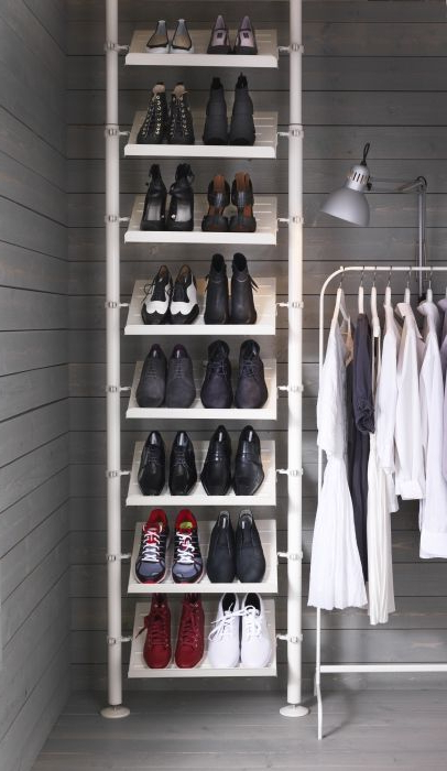 Us Furniture And Home Furnishings Diy Shoe Rack