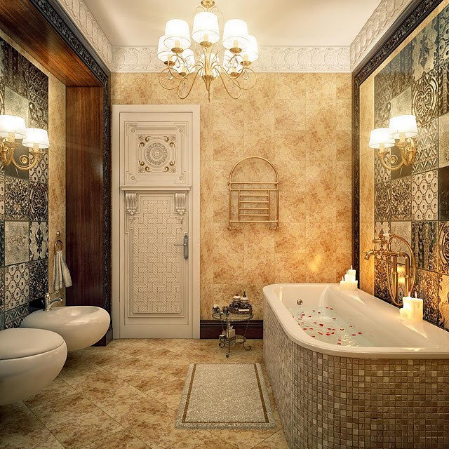 Variety Of Bathroom Decorating Ideas Looks Very Enchanting