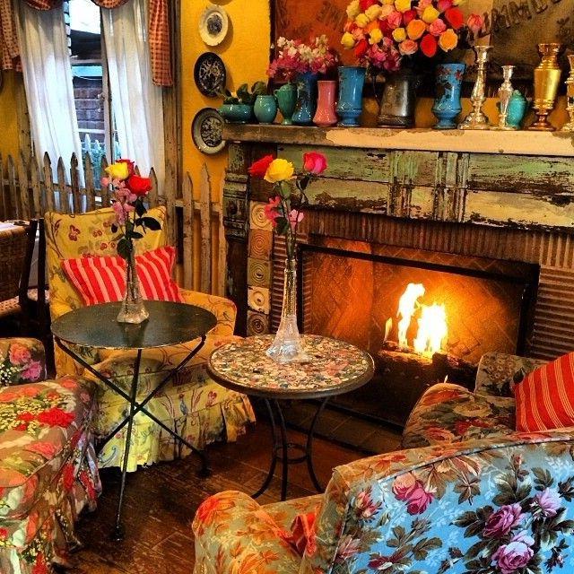 Vintage Boho Bohemian Home Decor Interior Design And Hippy