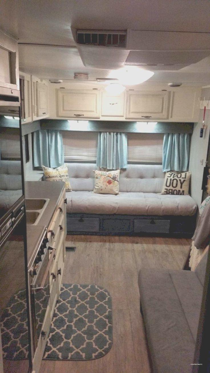 Vintage Camper Interior Remodel Ideas Best Of Vintage