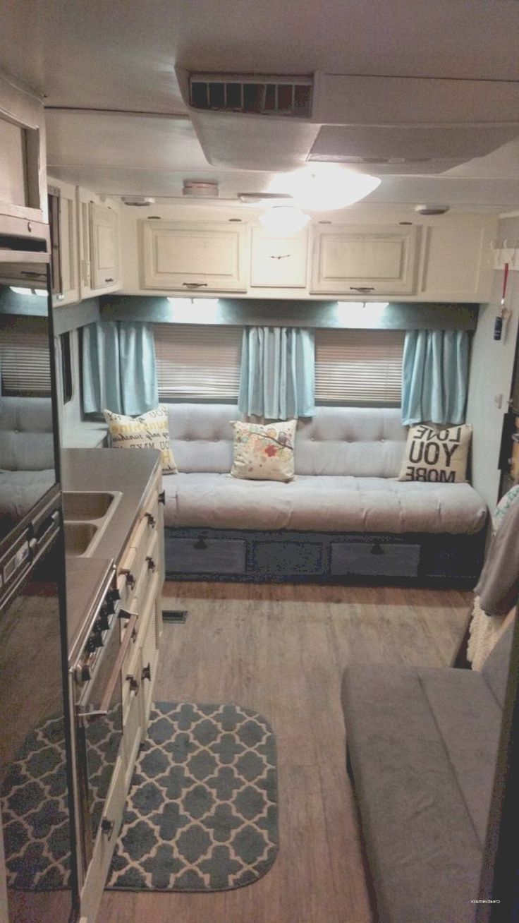 Vintage Camper Interior Remodel Ideas Best Of Vintage