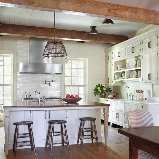 Vintage Inspired Farmhouse Kitchen Farmhouse Kitchen Decor Kitchen Renovation Design Kitchen
