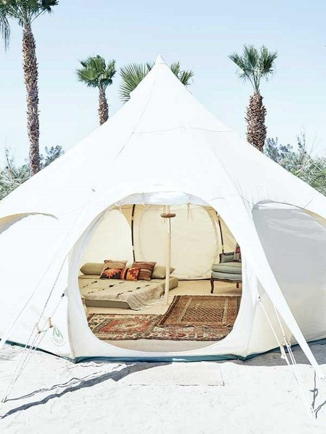 Well Take Two Of The Beautiful Eco Friendly Tents Please
