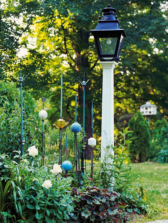 Whimsical Landscaping Design Ideas
