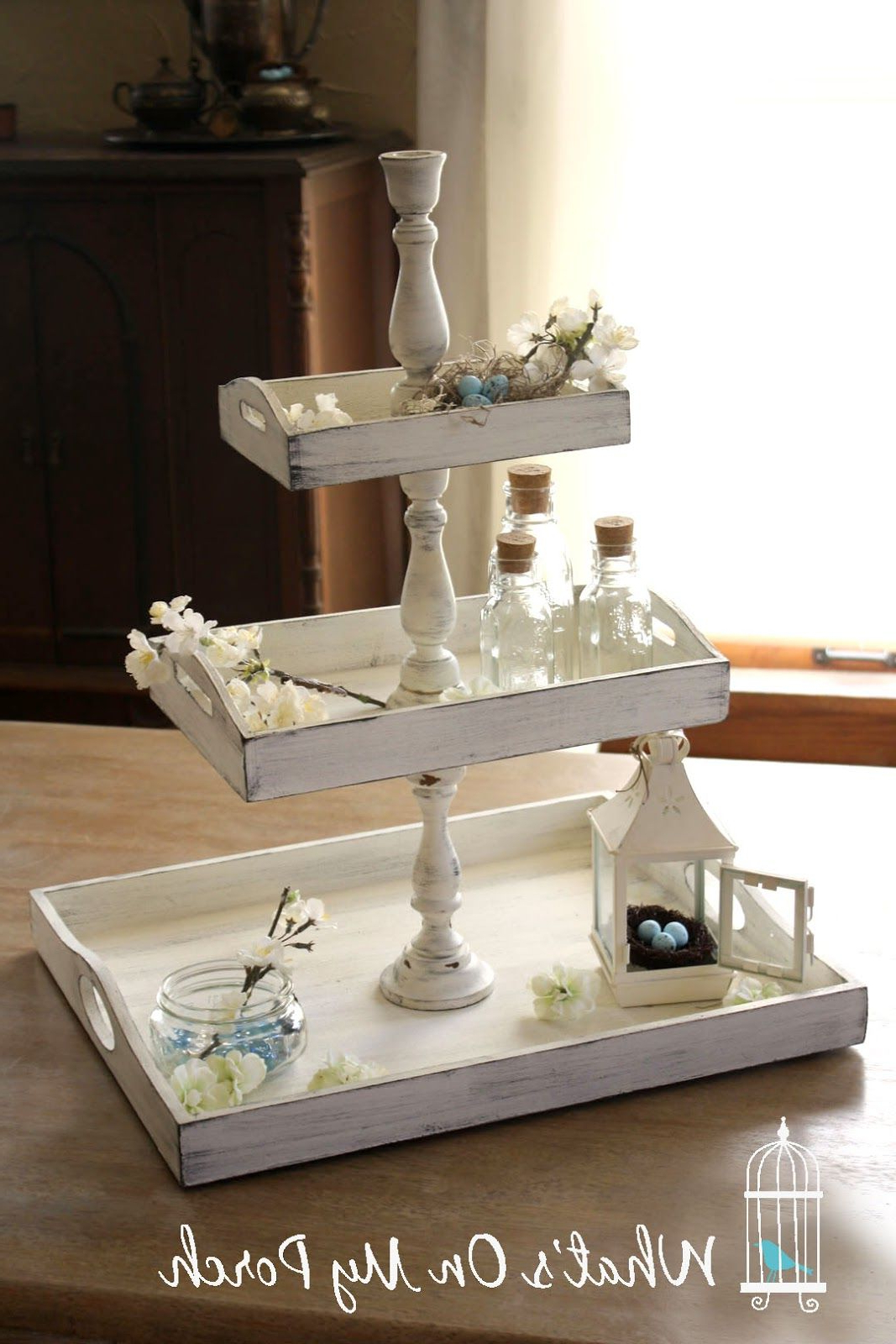 Why Ill Never Make Another 3 Tiered Tray Probably