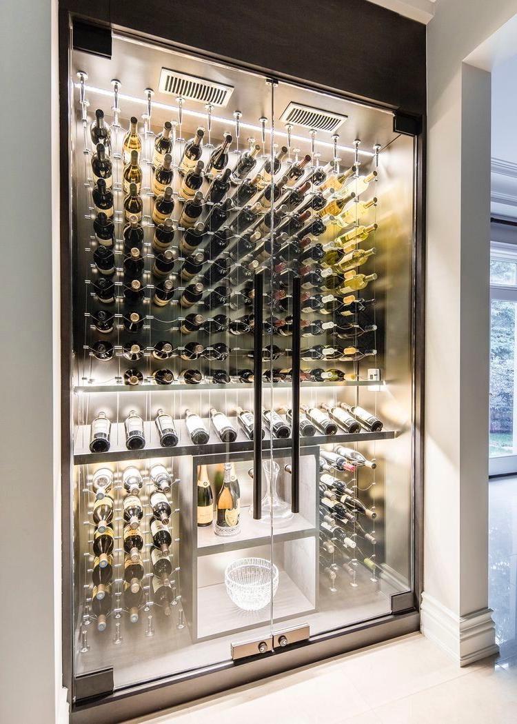 Wine And Liquor Storage Image Pamela Bell English