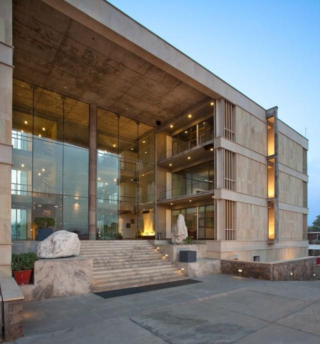 Wolkem Office Building Virmueller Architects Office