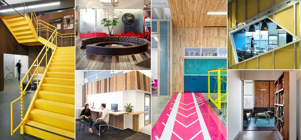 Worlds Coolest Offices Brilliant Interior Designs Inc