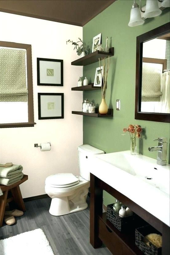 Zen Inspired Bathroom Accessories Spa Themed Apartment