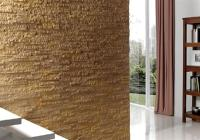 Interior Wall Covering Design with Natural Look | Interior ...