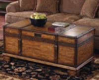 Some Ideas about Coffee Table Trunks | Interior Design Ideas