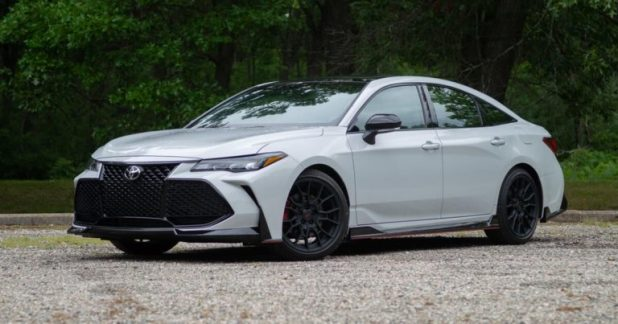 2021 Toyota Avalon TRD review: Weird in theory, awesome in ...