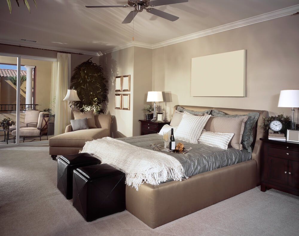 138 Luxury Master Bedroom Designs  Ideas Photos  Home
