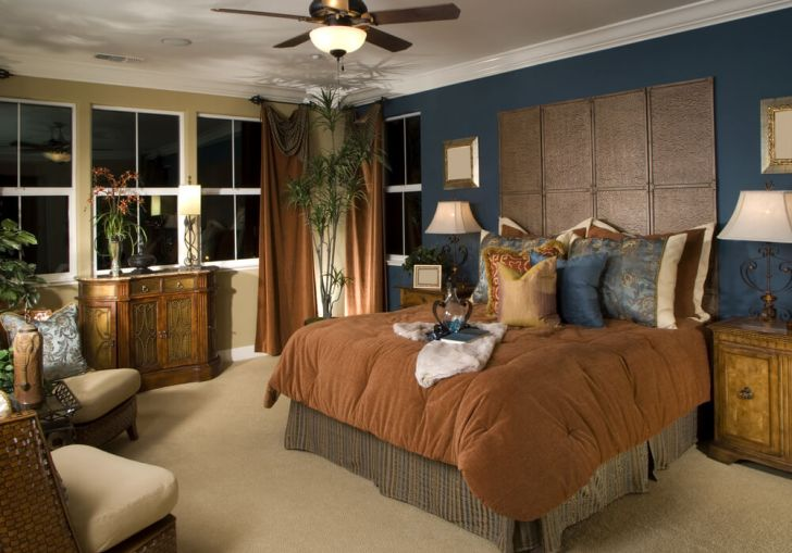 Small Bedroom Ideas With Brown Furniture