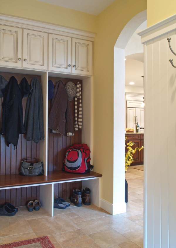 Mudroom Benches with Storage