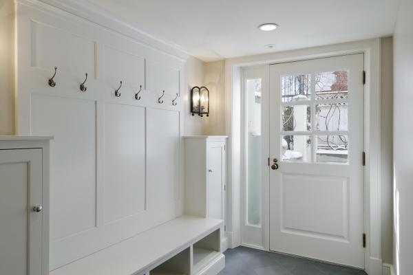 Mudroom Laundry Room Idea