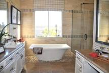 Free Standing Tub with Master Bathroom Ideas