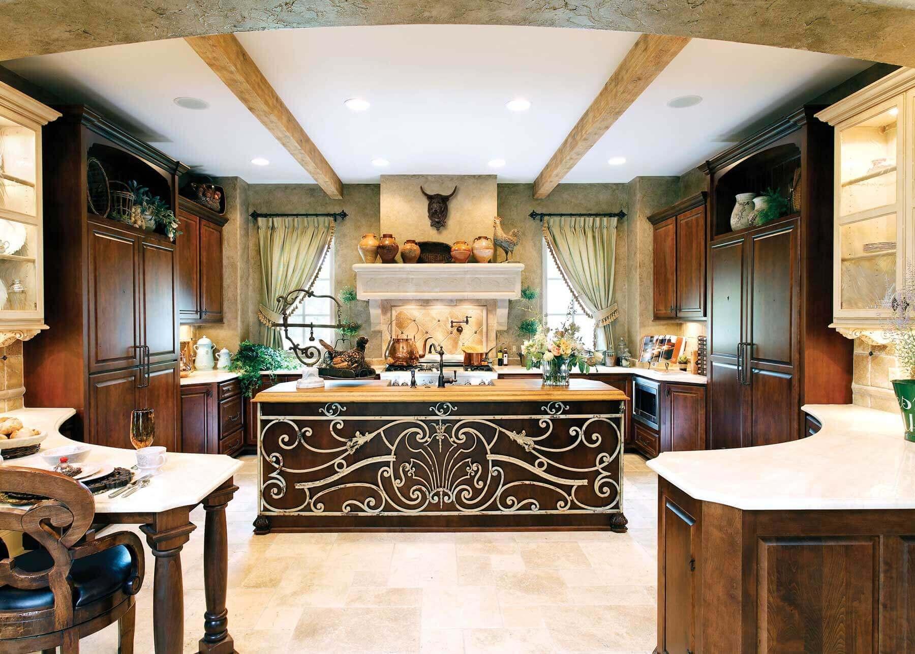 Designs Luxury Kitchen Island