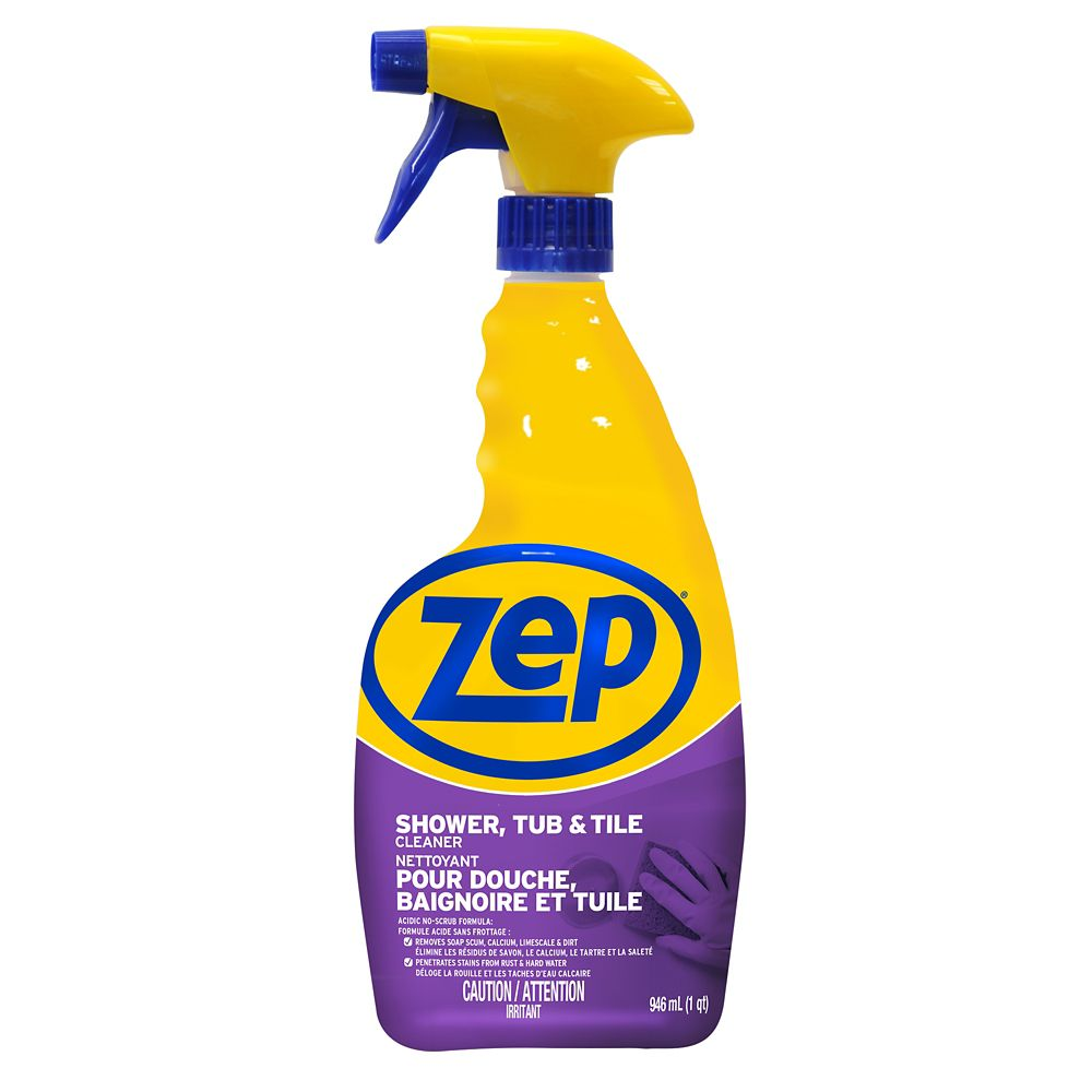 946 ml shower tub tile cleaner