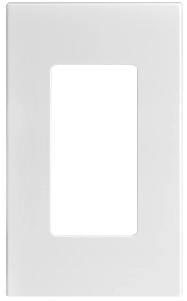 Screwless Switch Plates : screwless, switch, plates, Leviton, Plates:, Switch, Covers, Outlet, Depot, Canada