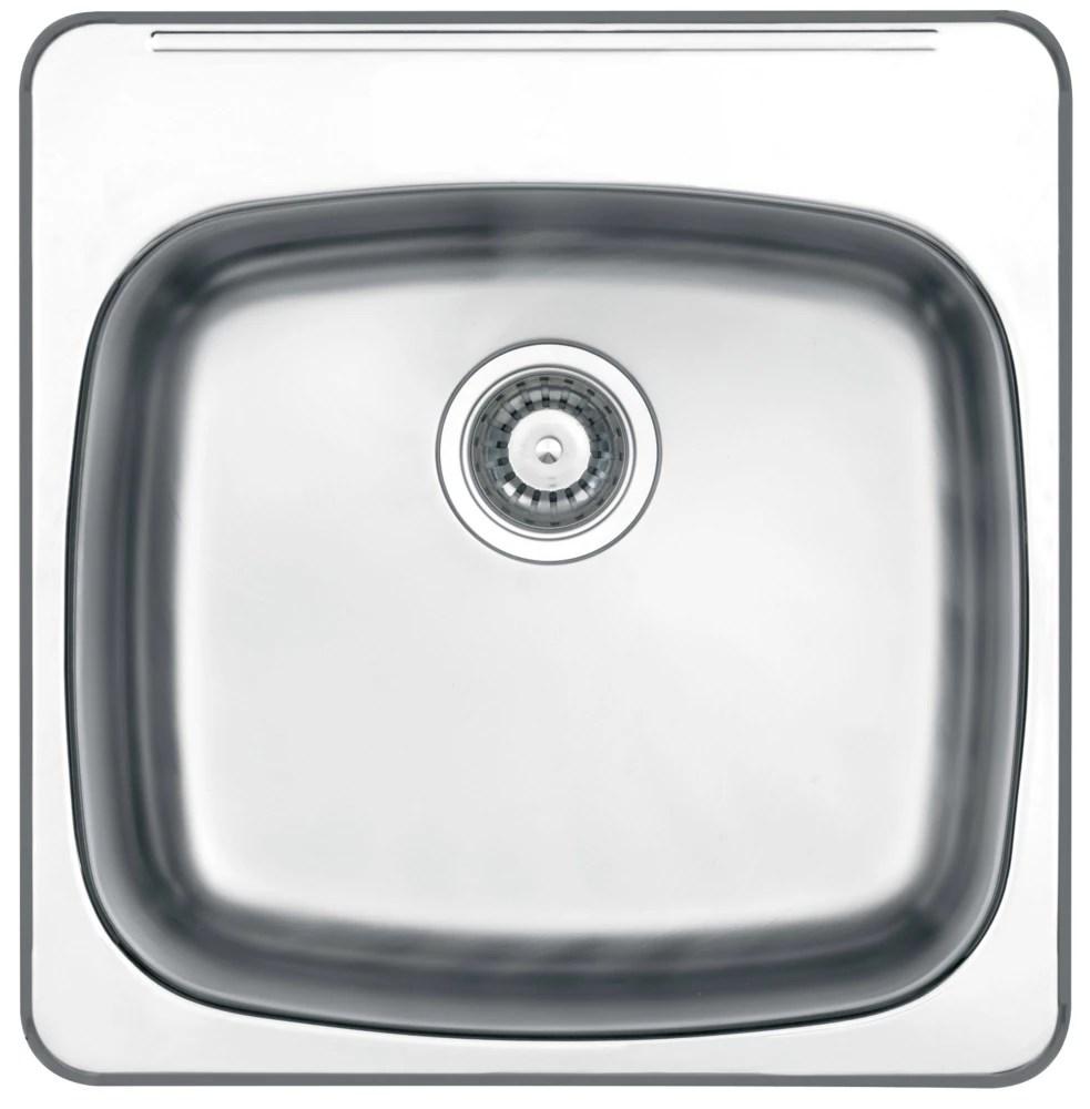 drop in 10 deep stainless steel laundry sink