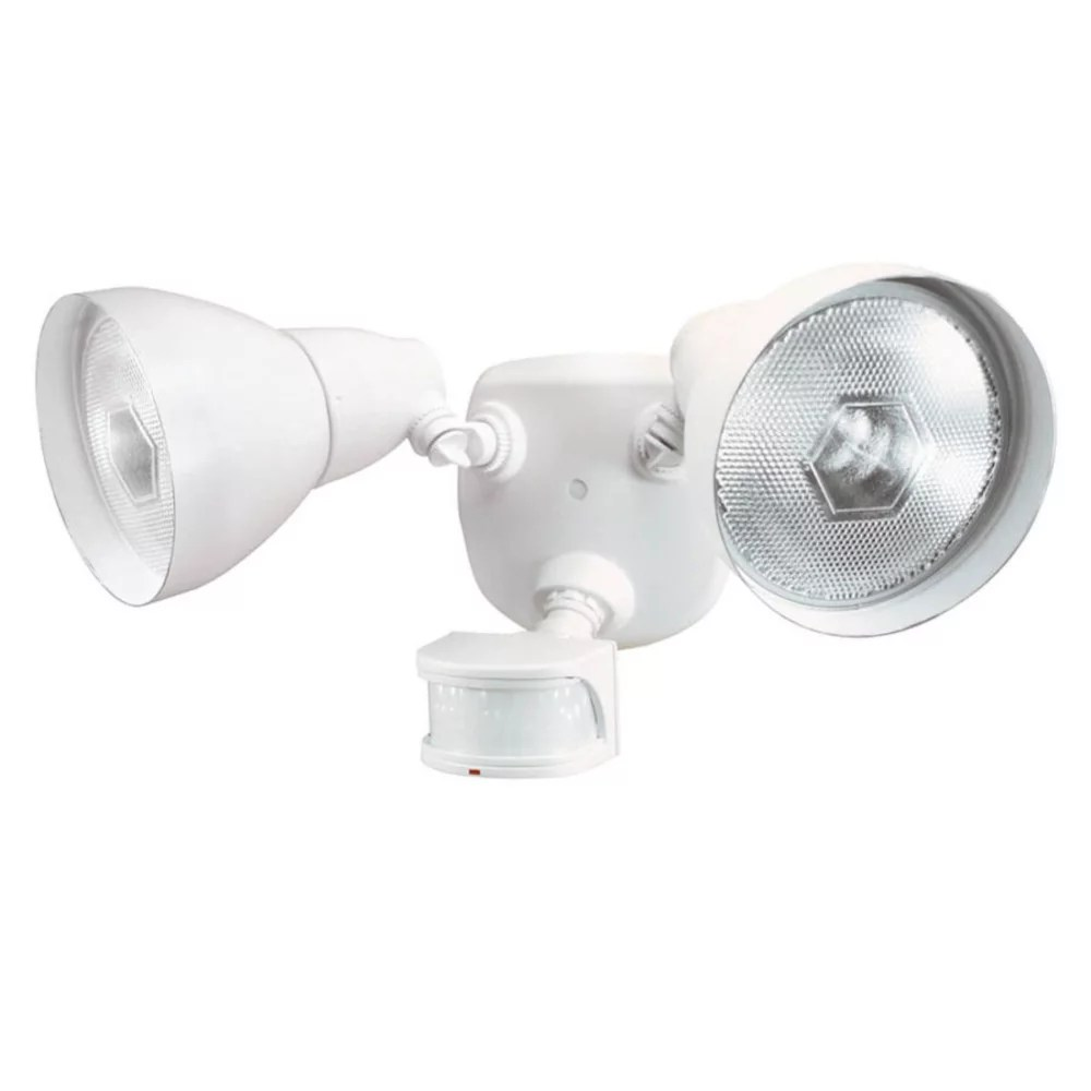 270 white motion outdoor security light