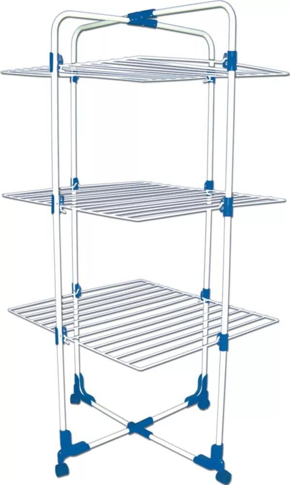 52 inch x 28 inch 3 level tower indoor clothes dryer