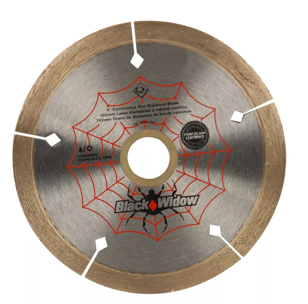 4 inch porcelain ceramic marble and granite wet dry cutting diamond blade