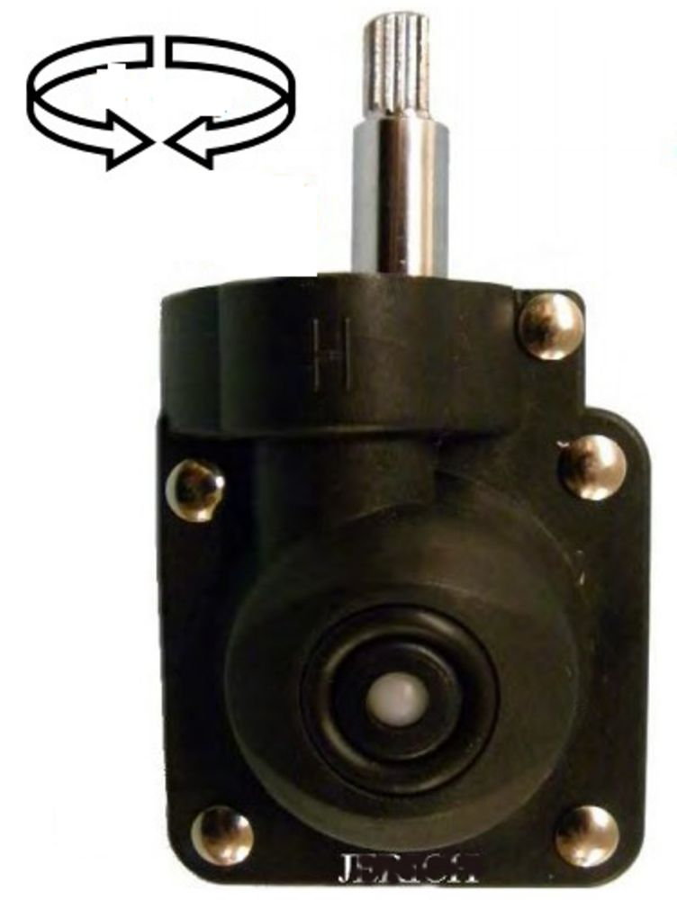 replacement shower faucet cartridge fits in tempress ii rough in valves