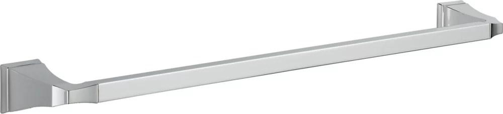 dryden 24 inch towel bar in chrome