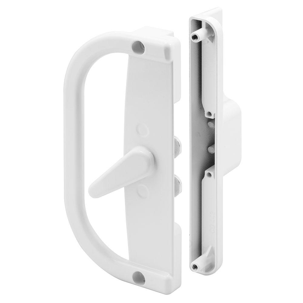prime line patio door handle set 6 9