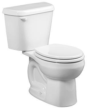 Crane Crane 2 Piece Single Flush Round Bowl Toilet The Home Depot Canada